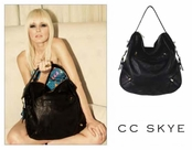 CC SKYE Grace Leather Hobo