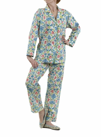 BedHead Multi Crowns & Lions Pique Hipster PJ for Women