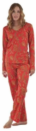 BedHead Ruby Vienna Stretch Tee and Pant Set