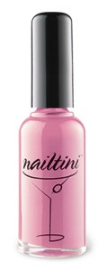 Pink Lady Straight Up Color Nail Lacquer by Nailtini