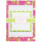 Lilly Pulitzer Sticky Notes with Lilly Pad - Bloomers