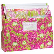 Lilly Pulitzer Note Card Set - Bloomers