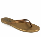 Tkees Highlighters Collection Bronzer Leather Sandals
