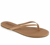 Tkees Foundations Collection  Cocobutter Leather Sandals