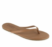 Tkees Foundations Collection  Beach Bum Leather Sandals