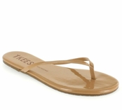 Tkees Sunscreens Collection SPF15 Leather Sandals