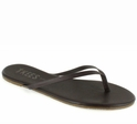Tkees Liners Collection Coco Leather Sandals