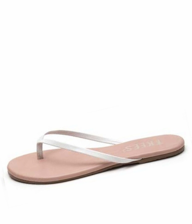 Tkees French Pedicure #2 Leather Sandals