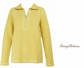 Angel Fish Aruba Half Zip Sweatshirt by Tommy Bahama
