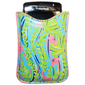 Lilly Pulitzer BlackBerry Pouch - Nice to See You