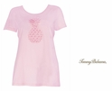 Crystal Rose Pineapple Treat Tee by Tommy Bahama