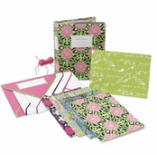 Lilly Pulitzer Note Card Book - Private Property