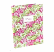 Lilly Pulitzer A Day in the Life Journal - Crabtastic Pink