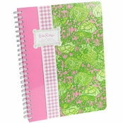 Lilly Pulitzer Mini Notebook - Desert Tort