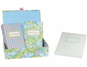 Lilly Pulitzer Hit Me Playing Cards - Crabtastic