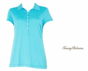 Blue Atoll Doheny Jersey Polo by Tommy Bahama