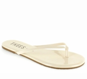 Tkees Glosses Collection Marshallow Leather Sandals