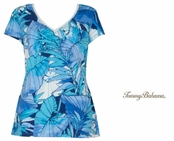 Rio Leaves T-Shirt by Tommy Bahama