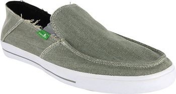 Men's Grey Standard Sidewalk Surfers by Sanuk