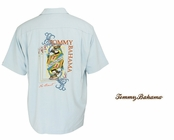 The Real Deal Signature Silk Camp Shirt by Tommy Bahama