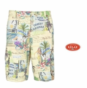 Huladay Vacation Board Shorts by Tommy Bahama