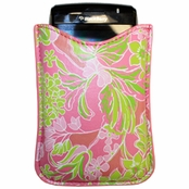Lilly Pulitzer BlackBerry Pouch - Luscious