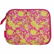 Lilly Pulitzer iPad Sleeve - Netbook Sleeve - Luscious
