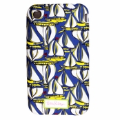 Lilly Pulitzer iPhone 3G 3GS Cover - Docksider