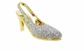 Swarovski Crystal High Heel Shoe
