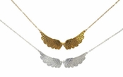 Angel Necklace by Foxy Originals