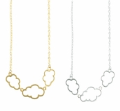 Cloud Necklace by Foxy Originals