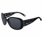 Tommy Bahama Black Sea-Licious TB7020 Polarized Sunglasses for Women