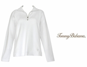 White New Aruba Zip by Tommy Bahama