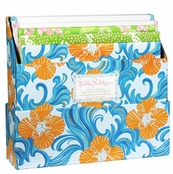 Lilly Pulitzer Note Card Set - Do the Wave