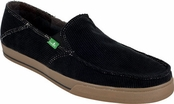 Men's Black Standard Corduroy Sidewalk Surfers