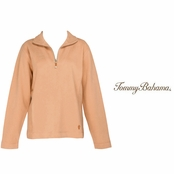 Peach Sorbet New Aruba Zip by Tommy Bahama