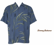 Tamarind Leaf Silk Camp Shirt by Tommy Bahama