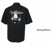 Port Authority Signature  Silk Camp Shirt by Tommy Bahama