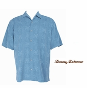Paradise Isles Silk Camp Shirt by Tommy Bahama