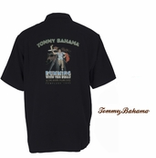 Rumming With the Bulls Silk Signature Camp Shirt by Tommy Bahama