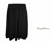 Cabana Knit Folded Waist Skirt by Tommy Bahama