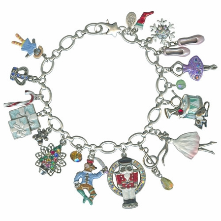 Nutcracker Sweet Charm Bracelet by Kirks Folly