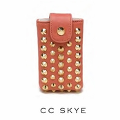 CC Skye Coral Blackberry / Iphone Case