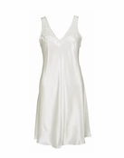 Simply Engaging Charm Chemise by Oscar de la Renta