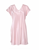 Timeless Classics Pink Sleep Shirt by Oscar de la Renta
