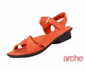 Arche Scarlet Fanori Nubuck Leather Sandals