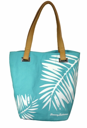 Tommy Bahama Palm Leaf Tote