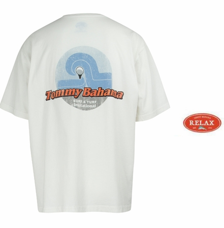 Tommy Bahama Surf and Turf Invitational Tee
