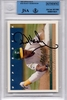 Rickey Henderson BGS/JSA Certified Authentic Autograph - 1993 Upper Deck