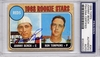 Johnny Bench Rookie PSA/DNA Autograph - 1968 Topps BL